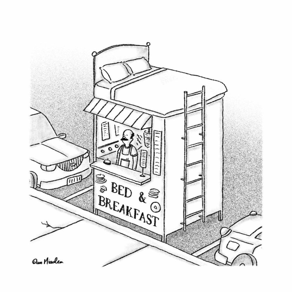 Bed & Breakfast (Air Mail)