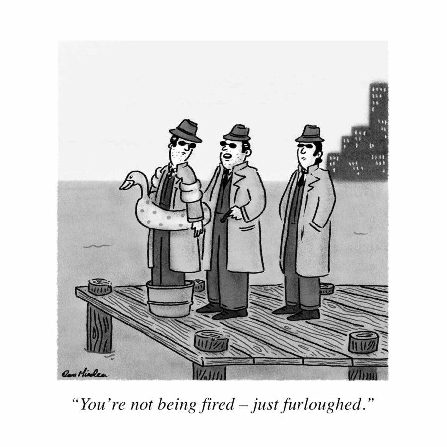 Furloughed Cartoon (Weekly Humorist)