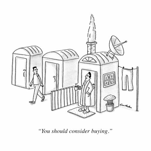 Porta Home Cartoon